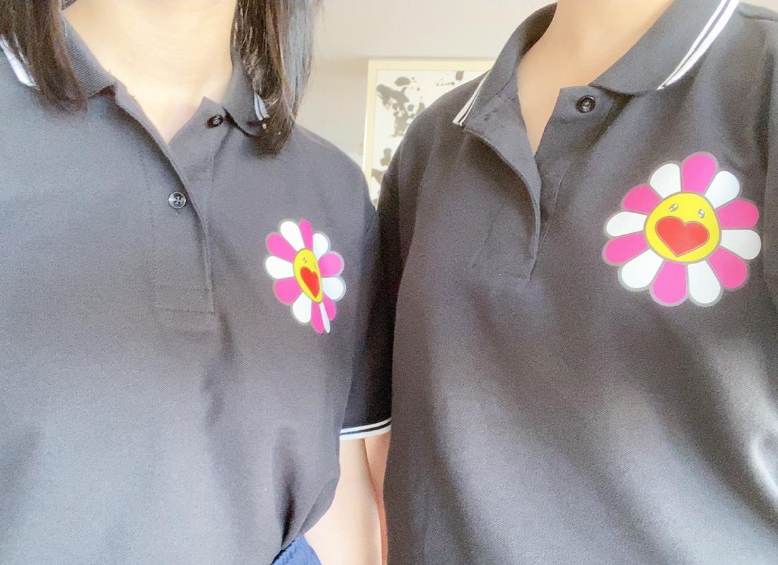 カイカイキキ_クラスポロシャツ