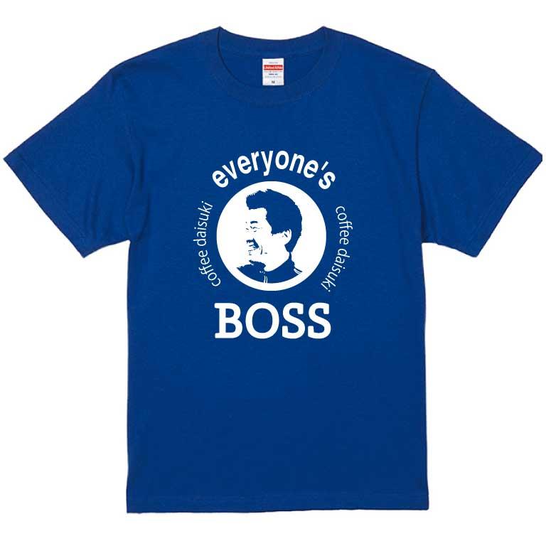 ボス風パロディTシャツ