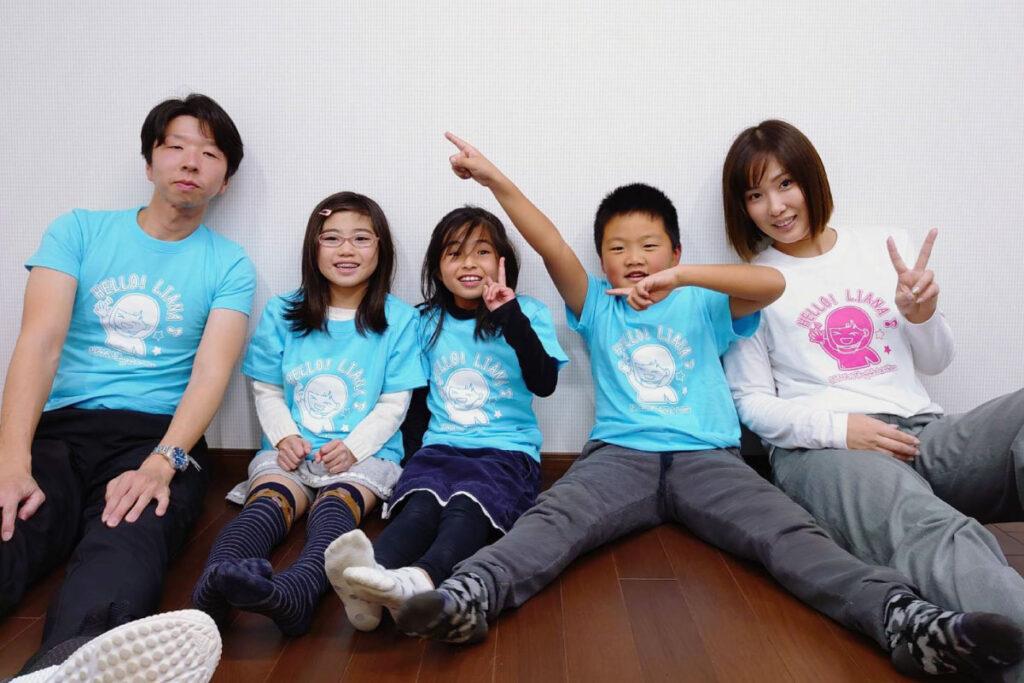 大阪府フェニックスアカデミー様物販用オリジナルTシャツ