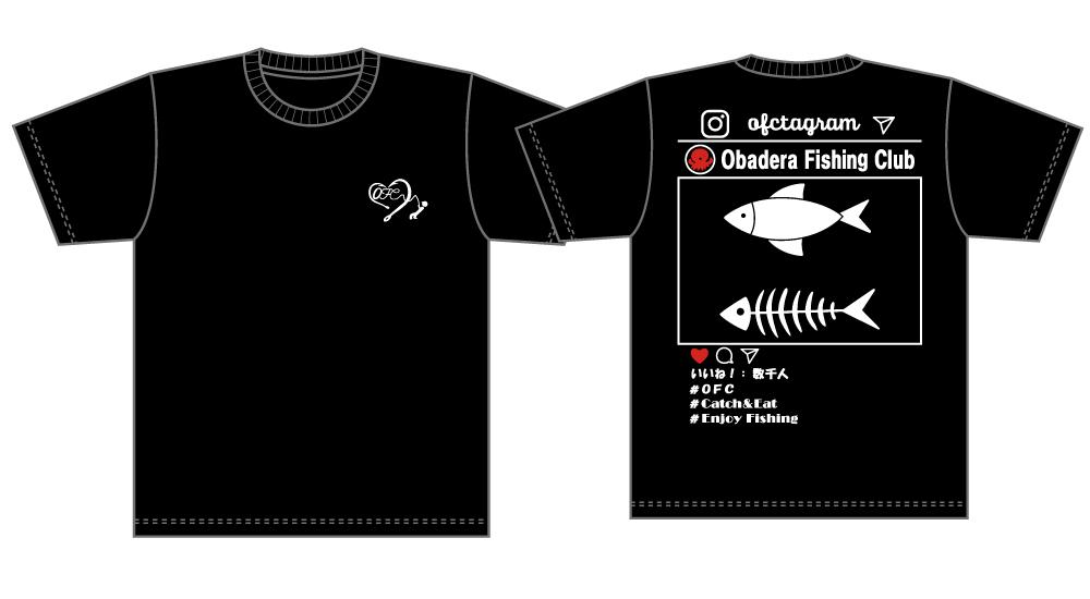 釣りオリジナルTシャツ