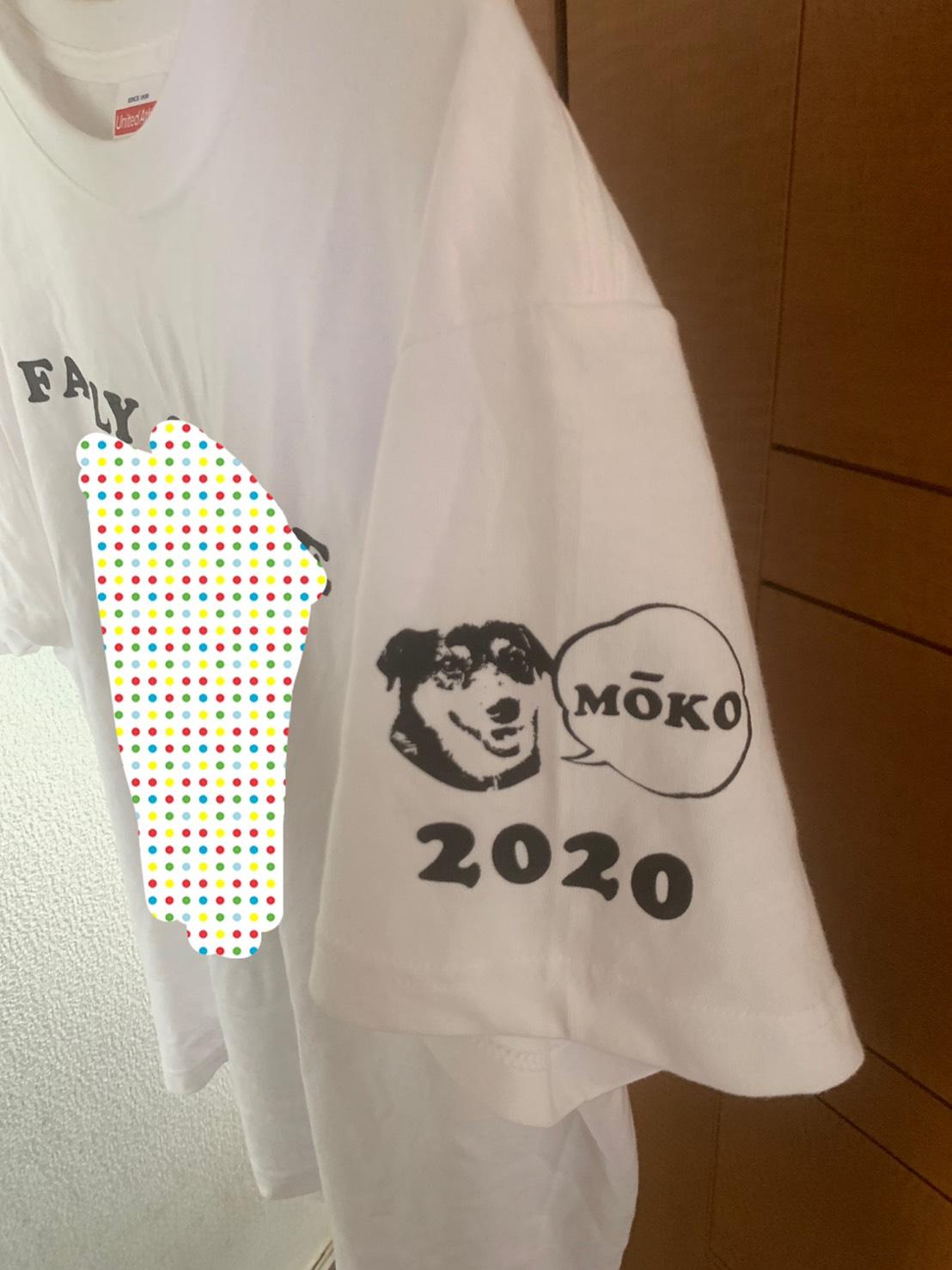 ペットオリジナルTシャツ