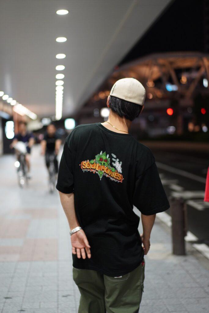 大阪府 K様 オリジナルTシャツ