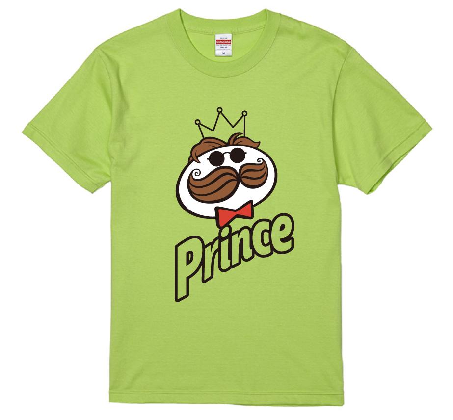 プリングルスパロディTシャツ