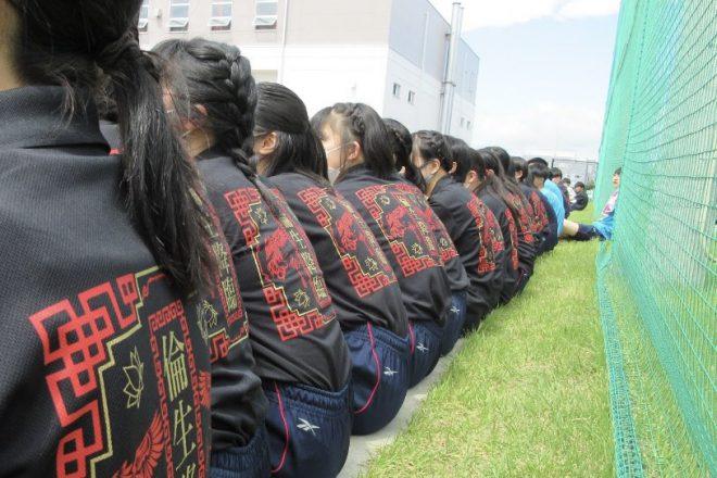 クラスポロシャツ中国風